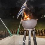 """טקס יום הזכרון לחללי צה""""ל 2016 נערך באנדרטת הנח""""ל"""