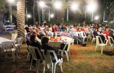 """ותיקי הנח""""ל חוגגים מסורת ל""""ג בעומר – 2017"""