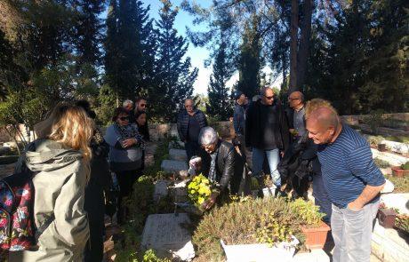 """סיור ותיקי עמותת הנח""""ל בירושלים – 8.1.2018"""
